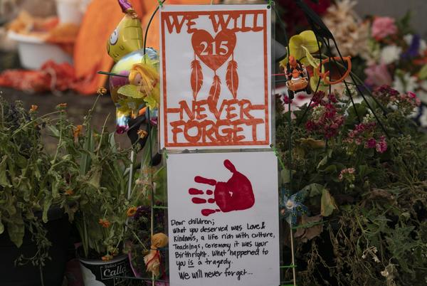 Canadian Indigenous group says more graves found at new site