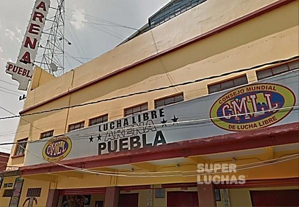 La Arena Puebla anuncia el reinicio de actividades