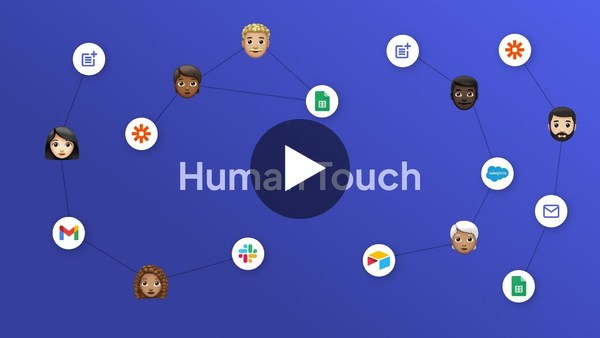 Reflective: Automate without losing the human touch