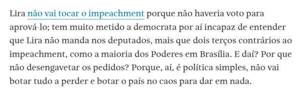 Vinícius Torres Freire/FSP01/07/2021