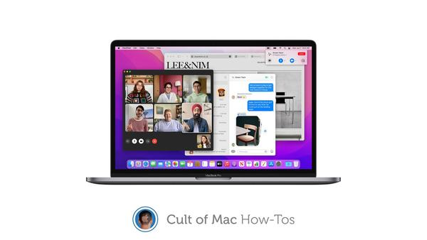 How to install the macOS Monterey public beta