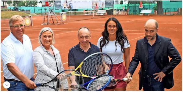 Neue Halle, mehr Events: Zinnowitz will zum Top-Tennis-Standort an der Ostsee werden