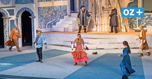 Vineta-Festspiele auf Usedom starten am Samstag: Das erwartet die Zuschauer