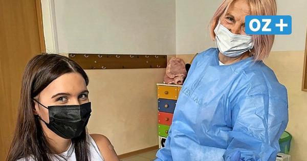 In Swinemünde werden die Schüler geimpft
