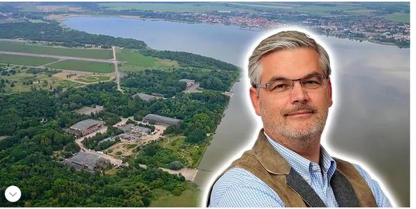 """Center Parcs-Chef zu Pütnitz: """"Wir wollen einen CO2 -neutralen Ferienpark bauen"""""""