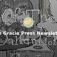 The Gracie Press Newsletter - The Waltz Of The Dandelion Seeds | Revue