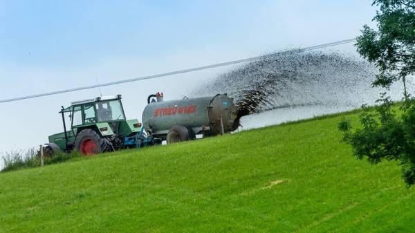 Erhebliche Mängel beim Schutz vor Nitrat im Grundwasser