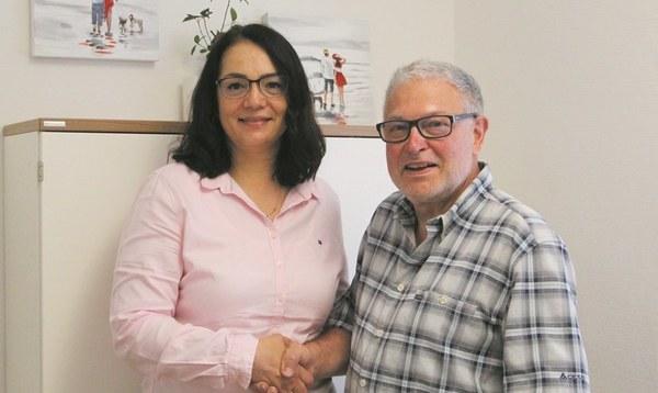 Dr. Luiza Leica löst Horst Schlenker ab - Heidekreis - Walsroder Zeitung