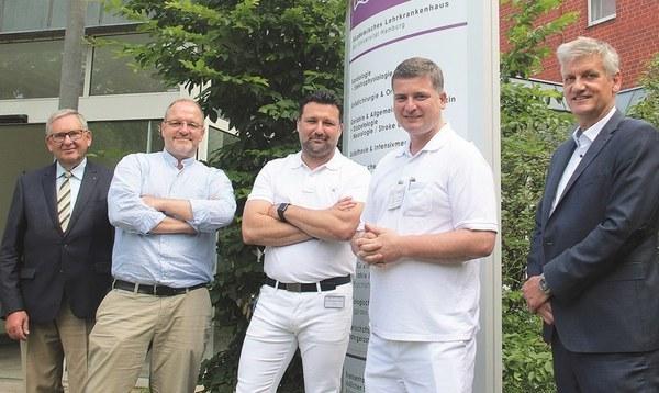 Zwei neue Chefärzte am Heidekreis-Klinikum - Heidekreis - Walsroder Zeitung