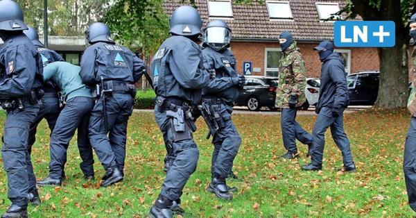 Schleswig-Holstein bekommt eine zweite Einsatzhundertschaft – mit Sitz in Eutin