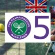5 curiosidades del torneo de Wimbledon - La Siesta Inglesa
