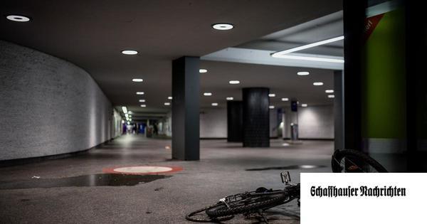Bahnhof, Gässchen, Unterführung: Hier fühlen sich Schaffhauser unwohl