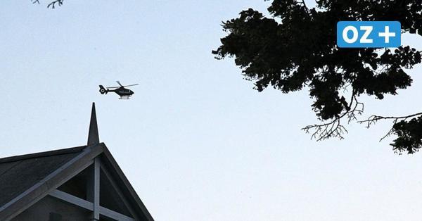 Nach Hubschraubereinsatz am Donnerstag über Zinnowitz: So lief die Suche