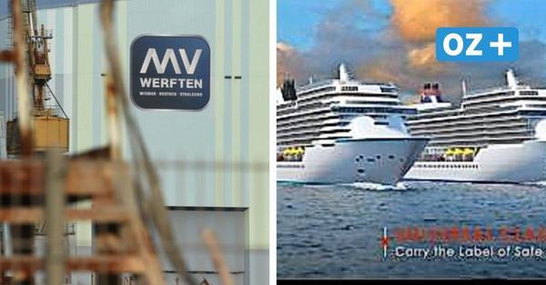 MV Werften wollen doch kleinere Kreuzfahrtschiffe bauen