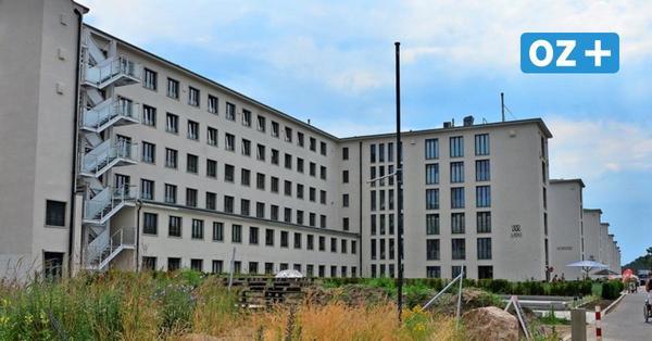 Prora auf Rügen: Verbinder zwischen den Blöcken sollen es komplett verändern