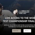 International Cricket Council Launches ICC.tv With Endeavor Streaming