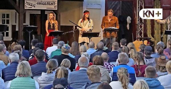 Im Live-Karl-May-Hörspiel wird der Wilde Westen in Bad Segeberg lebendig