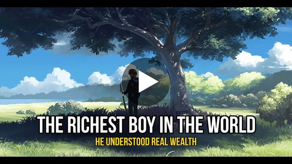 Do you know how rich you are?