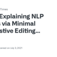 Explaining NLP Models via Minimal Contrastive Editing (MiCE)
