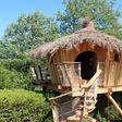 Übernachten im Baumhaushotel - Bio Natur Urlaub Frankreich & Europa