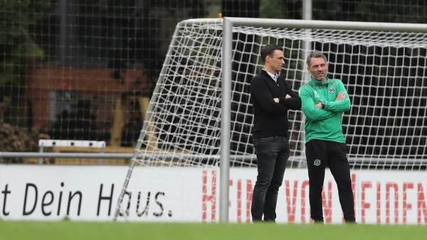 Seine Prinzipien, seine Torjäger, sein Stil: Das System Zimmermann bei Hannover 96