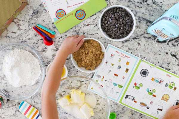 How One Mom Has Made A Business Out Of Cooking To Educate Kids