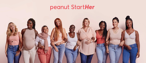 Women's social network Peanut launches microfund StartHER