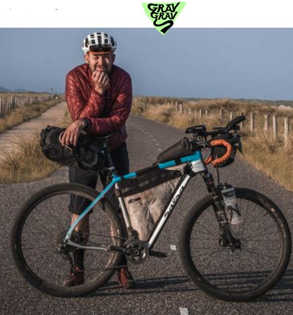 Bas Rotgans and the Wheelrunner - gravgrav