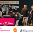 Bootstrappers' Coffee AKL | Tue 13th July 7.30am | GridAKL/John Lysaght, corners of Pakenham W and Halsey Streets, Auckland