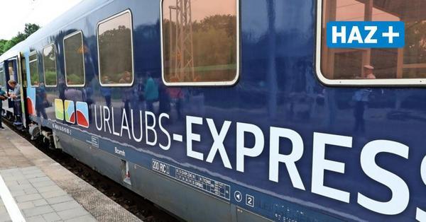 Halt in Hannover: Nachtzug pendelt zwischen Basel und Rügen