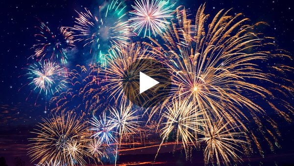 """Beautiful Relaxing Music, Peaceful Instrumental Music, """"Magical Fireworks"""" by Tim Janis"""