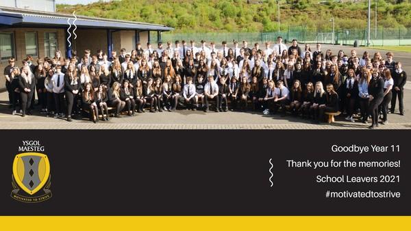 Goodbye Year 11 // School Leavers 2021