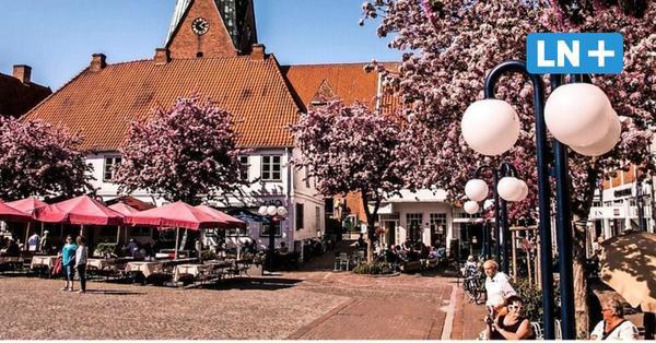 Eutiner Marktplatz wird saniert: Stadt will Bäume fällen