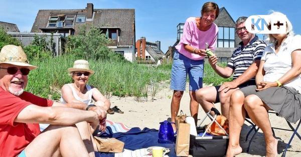 Strande: SPD startet Umweltprojekt beim Strandfrühstück