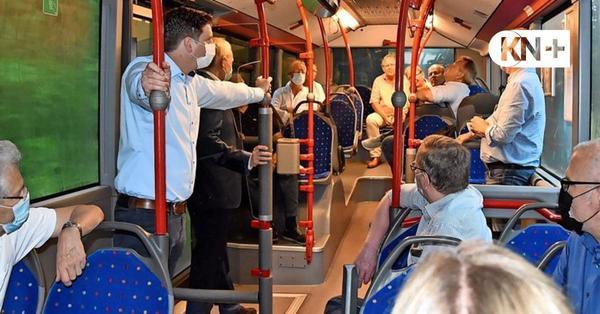 "Großer Plöner See: Buslinie ""Seekieker"" nimmt Fahrt auf"