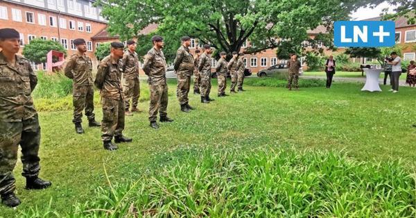 Kreis Stormarn verabschiedet Bundeswehrsoldaten nach Corona-Einsatz