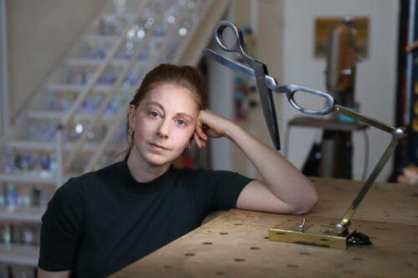 Meet Simone Giertz: Inventor, robotics enthusiast, and YouTuber