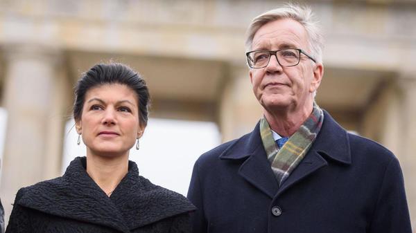 Die Unions-Pläne sind ein Schlag ins Gesicht der Leistungsträger! Von Sahra Wagenknecht und Dietmar Bartsch