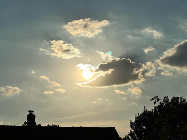 Under the sun (Credit: Lance Ulanoff)
