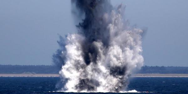 Nordsee: Bilanz der Kampfmittelräumer: Viel mehr Munitionsfunde an Niedersachsens Küste
