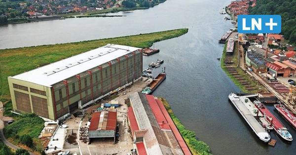 Hitzler Werft in Lauenburg will wieder wachsen