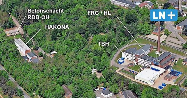 """So soll der Atomantrieb der """"Otto Hahn"""" in Geesthacht entsorgt werden"""