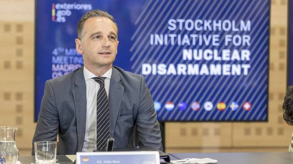 Maas will auch nach Abzug internationaler Truppen weiter nach Afghanistan abschieben