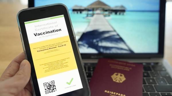 """Digitaler Impfpass: Antworten auf die wichtigsten Fragen zum """"grünen Zertifikat"""""""