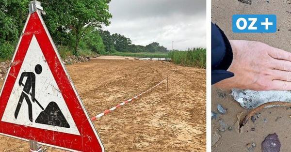 Nach Umwelt-Skandal in Devin: Jetzt auch Strand in Parow betroffen