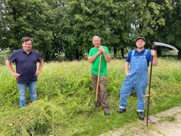 """Ypres déploie des """"bénévoles du paysage"""" . Ieper zet landschapsvrijwilligers in"""
