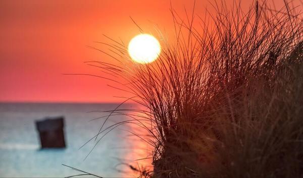 Sonnenuntergang (Foto: Klaus Haase)