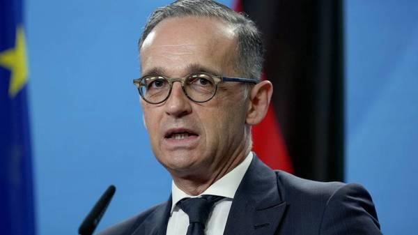 Außenminister Maas für baldige Aufhebung aller Corona-Einschränkungen