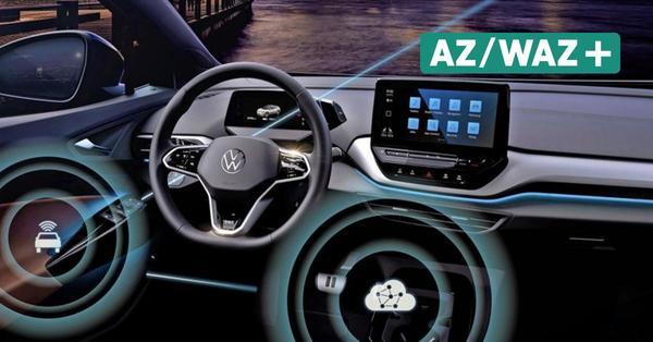 """Meilenstein: Volkswagen startet """"Over the Air""""-Updates für die ID.-Familie"""