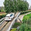 Autostadt: Offroad-Fans können Fahrten auf dem Gelände-Parcours buchen